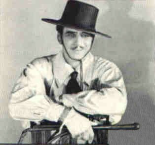 Douglas Fairbanks stars in 'Don Q, Son of Zorro.'
