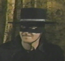 Guy Williams stars in Walt Disney's Zorro