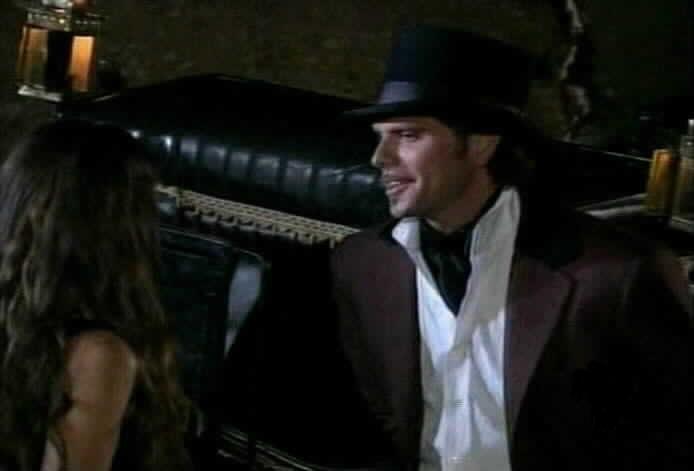 Diego and Esmeralda become acquainted.